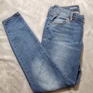 3 for $20 | Old Navy Super Skinny Mid Rise Jeans